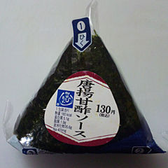 唐揚甘酢ソース