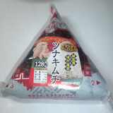 ツナキムチ 韓国風味付海苔使用