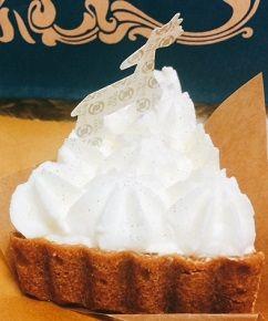 アラカンパーニュチーズケーキ