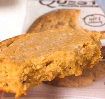 Quest Nutrition, プロテインクッキーピーナッツバター