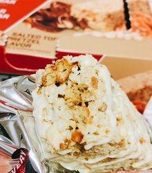 BSN, シンサ6プロテインクリスプ、塩タフィープレッツェル味美味
