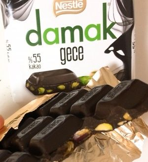 damak GECE Square 板チョコ