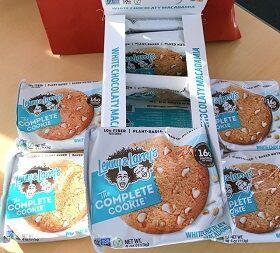 コンプリートクッキー、ホワイトチョコレートマカデミア