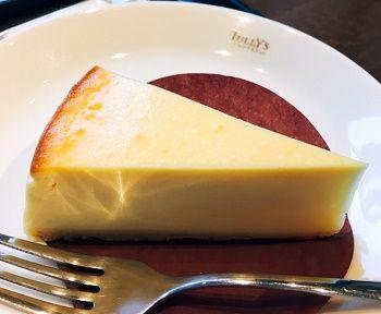 タリーズベイクドチーズケーキ