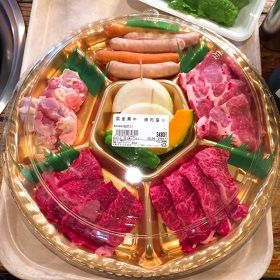 肉のオカヤマ直売所 焼肉BQセット