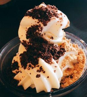 しゃぶ菜ソフトクリーム