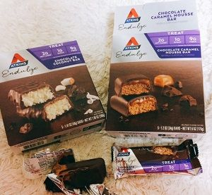 Atkinsチョコレートココナッツバー