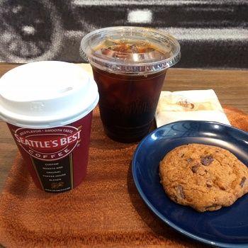 Seattle's Best Coffee チョコチップクッキー