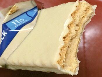 アトキンスウエハースクリスプピーナッツバター