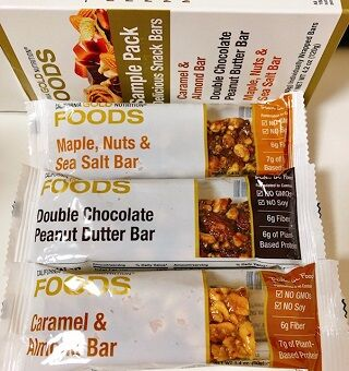 CALIFORNIA GOLD NUTRITION FOODS Sample Pack