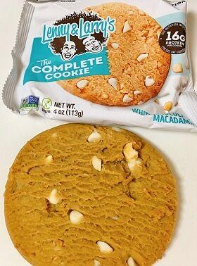 レニープロテインクッキーホワイトチョコレートマカデミア