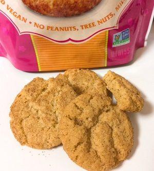シナモンロール味のクッキーLucy's, シナモン