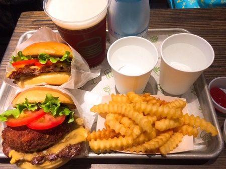 'Shroom Burger,ShackBurger®