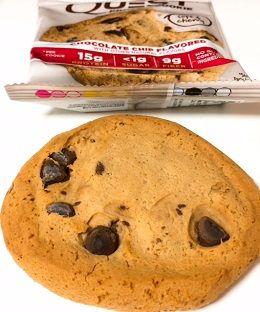Quest Nutrition, プロテインクッキーチョコレートチップ