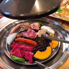 肉のオカヤマ直売所BBQ
