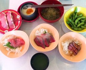はま寿司糖質制限食