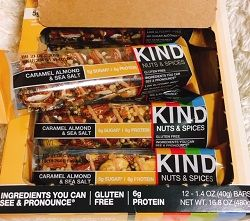 KIND Bars, Nuts