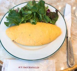 オーバカナルチーズオムレツ