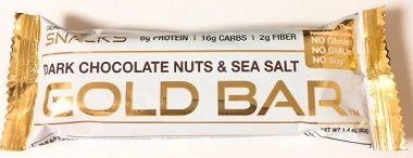 ダークチョコレートナッツ & 海塩バー