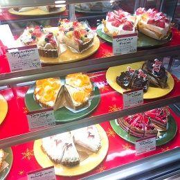 アラカンパーニュクリスマスケーキ