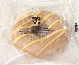セブンカフェレモンドーナツ