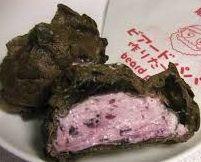 ビアードパパブルーベリーチーズケーキ