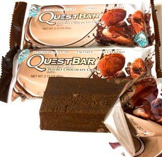 クエストバーダブルチョコレートチャンク