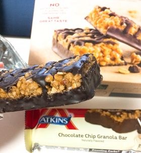 Atkins, Meal、Chocolate Chip Granola Bar グラノーラ