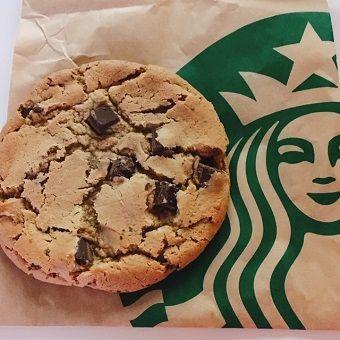 スタバチョコレートチャンククッキー