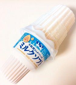 オハヨー乳業ミルクソフト