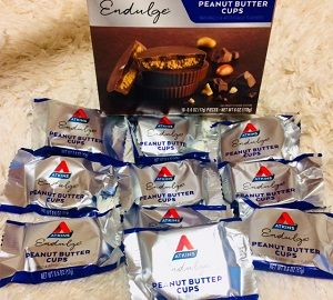 アトキンスピーナッツバターカップチョコ