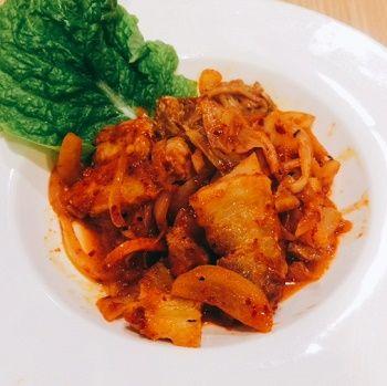 豚キムチ韓国料理CHOI チェ