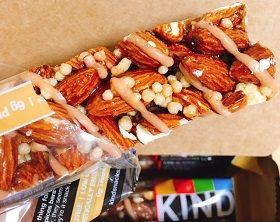 KIND BarsNuts & Spices, Caramel Almond & Sea Salt
