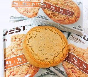 プロテインクッキーピーナッツバター