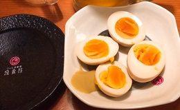 鳥貴族煮卵