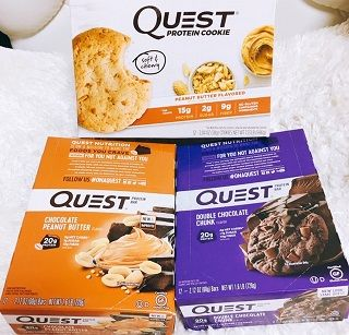 Quest Nutrition, QuestBar, Protein Bar,