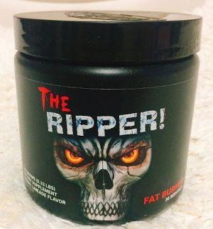 ザ・リッパー, 脂肪燃焼サプリメント, チェリー・ライムエード