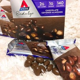 Atkins, エンダルジ, チョコレート・カバー・アーモンド