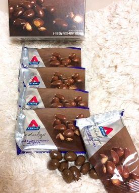 Atkins, エンダルジ, チョコレート・アーモンド