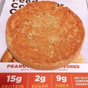 クエストプロテインクッキー ピーナッツバター