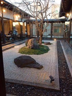 桜珈琲 庭