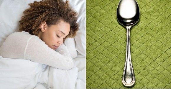 スプーンを使って簡単にわかる睡眠不足判定テストと二度寝の効能(米研究)