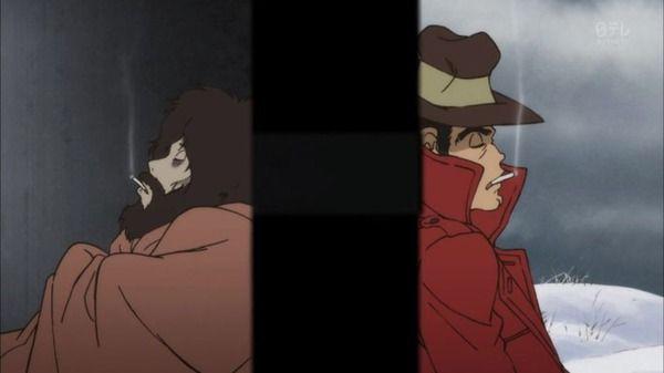 『ルパン三世』13話感想 投獄されるルパン!とっつあんとの脱獄対決!