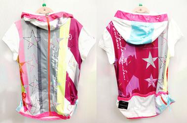 自転車屋 札幌市 西区 自転車屋 : パフスリーヴと星のデザインが ...