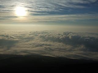 雲海(富士山)
