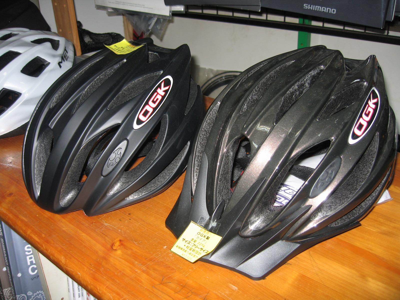 自転車用 自転車用ヘルメット ogk : の自転車用ヘルメット「OGK ...