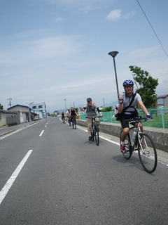 伯方島サイクリング