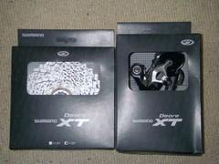 Deore XT CS-M770&RD-M771-SGS