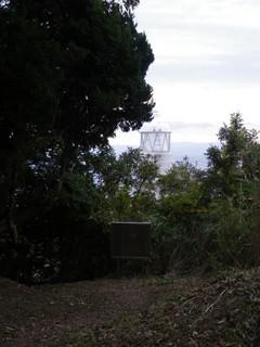 大角鼻灯台