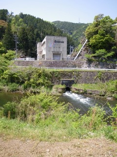 錦川第一発電所